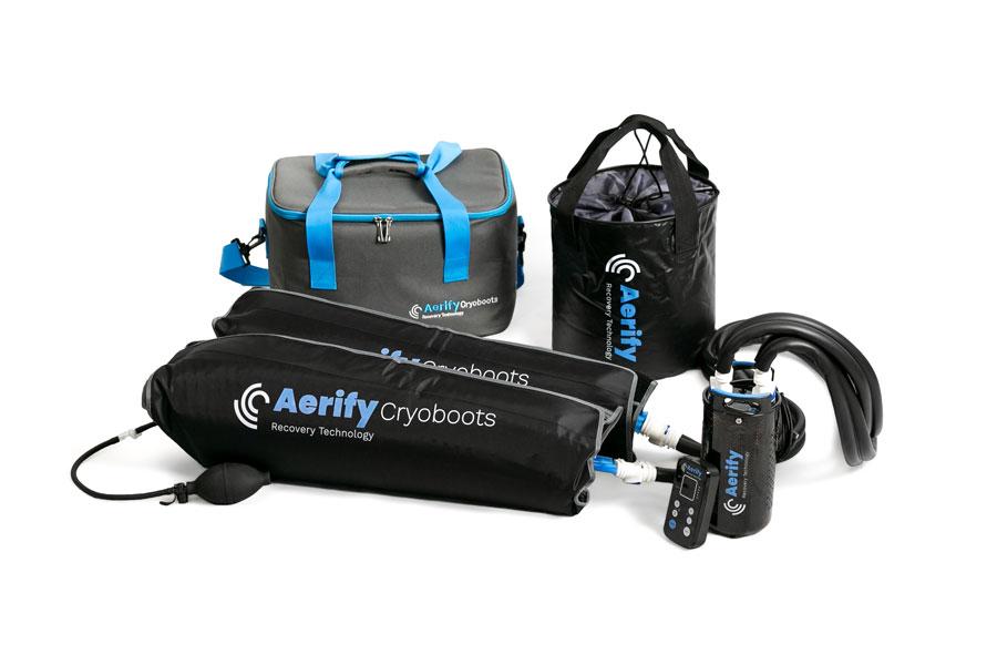 Aerify Cryoboots Kit Completo